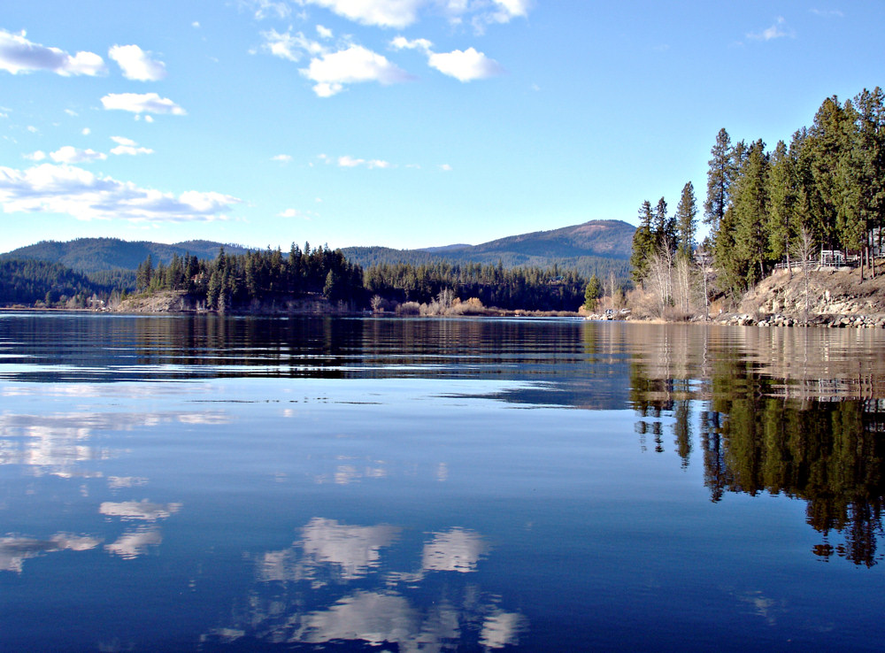 Hauser Lake Photo