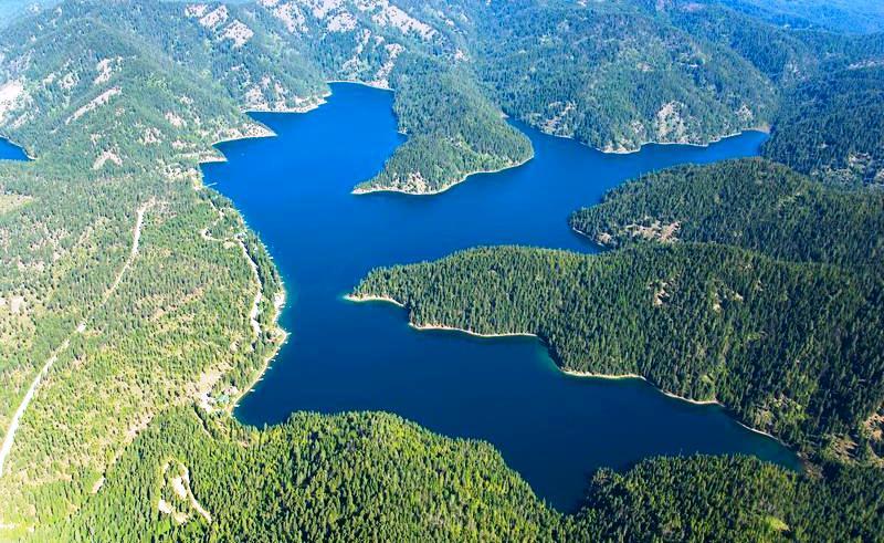 Image gallery lake wa for Silver lake washington fishing
