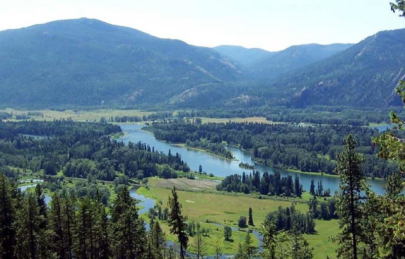 Clark Fork River Photo