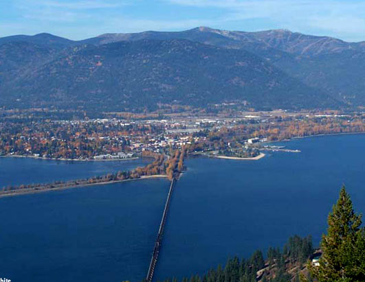 Pend Oreille Lake Photo