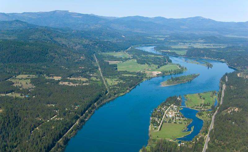 Pend Oreille River Photo